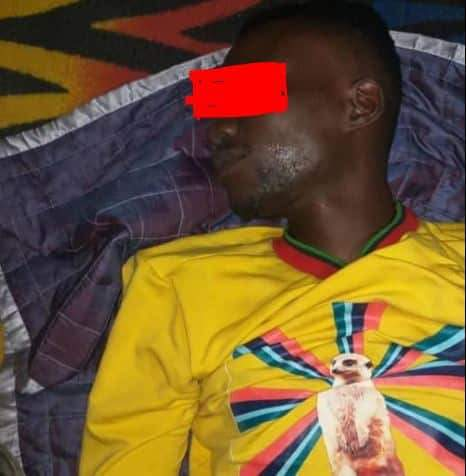 Young Nigerian Musician Olanrewaju PelePele Allegedly Commits Suicide 3