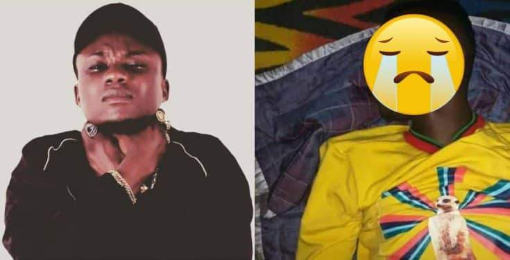 Young Nigerian Musician Olanrewaju PelePele Allegedly Commits Suicide