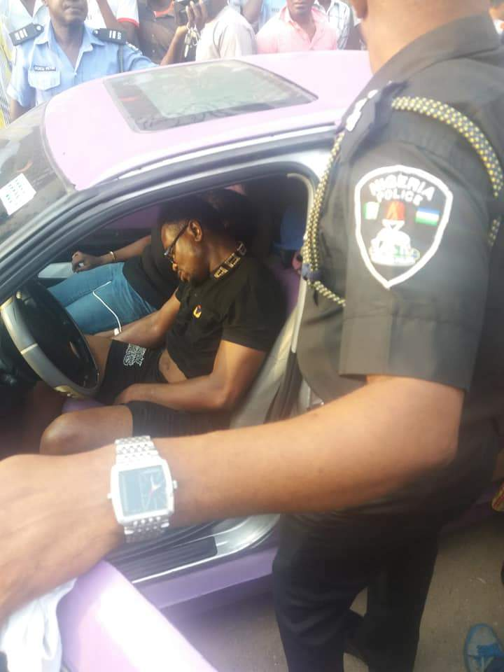 Man And Woman Found Dead Inside A Car In Lagos State Gistreel
