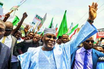 Presidential Poll: Atiku Defeats Buhari To Win Imo State