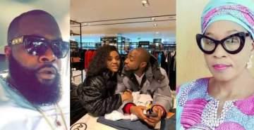 """Dem dey f**k Chioma for London"" - Kemi Olunloyo shares chat between Davido's hypeman, Spesh and a friend"