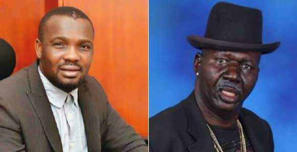 """I will stand by you no matter what""- Actor, Yomi Fabiyi to Baba Suwe"