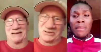 """""""Oyinbo we can't send your money back, we have used it to buy Benz"""" - Nigerian Man (Video)"""