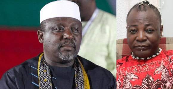 Charly Boy Mocks Rochas Okorocha Over The Loss Of The Governorship Election Of His Son In Law Uche Nwosu
