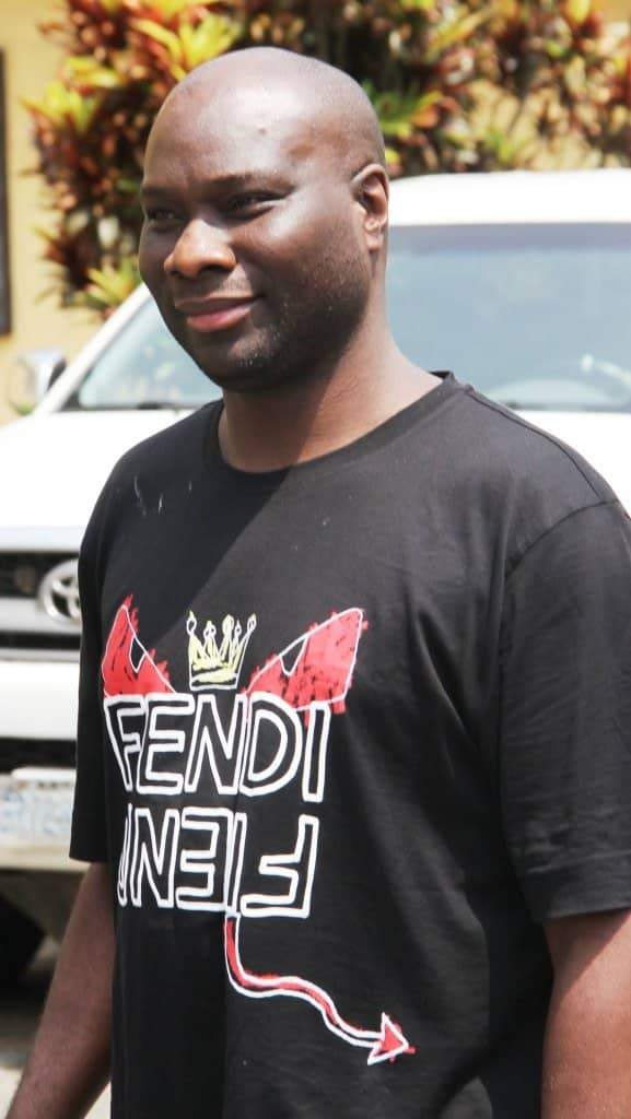 EFCC parades Mompha, for internet related fraud and money laundering (photos)