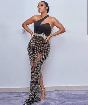"""""""No panties, no problems, Let the coochie breathe""""- Toke Makinwa reacts"""