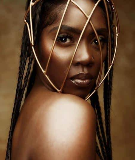 Tiwa Savage Channels Kim Kardashian In Sultry New Photos 3