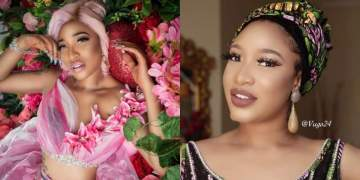 Tonto Dikeh reacts after her dentist charged her 3 Million naira for mouthwash