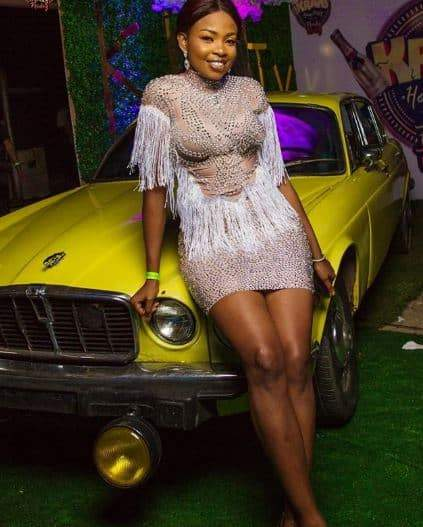 Cindy Okafor finally apologizes for not tagging her dress donors (Video)