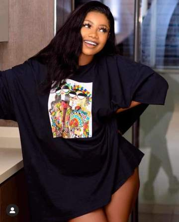"""Video Moet"" - Tacha says in Abuja as she shades Mercy's ""Audio"" Moet Endorsement Deal (video)"