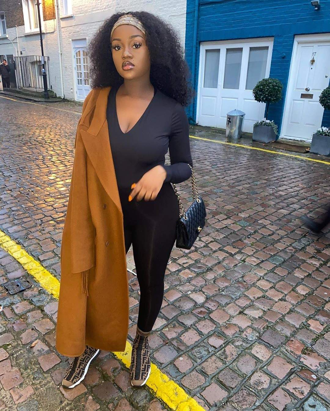"""""""So proud of how I handled this year, I fought many battles""""- Davido's fiancee, Chioma writes"""