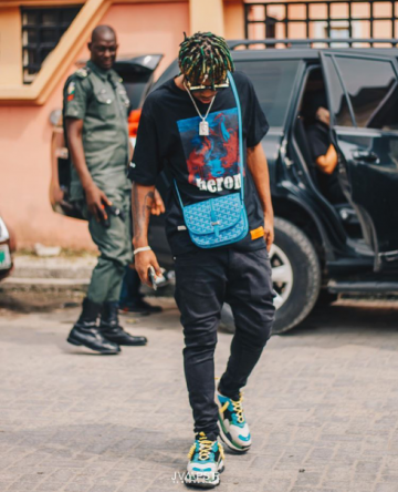 'I have screenshot of those who said I will fade off before December' - Zlatan Ibile