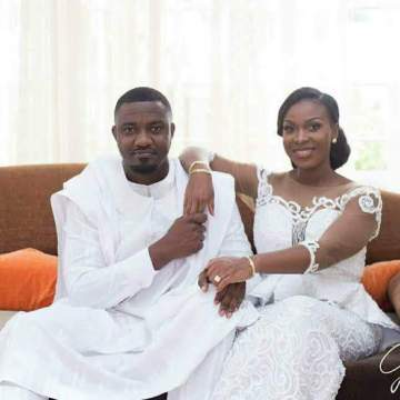 'My wife dealt with me after my comment on legalizing polygamy' - John Dumelo