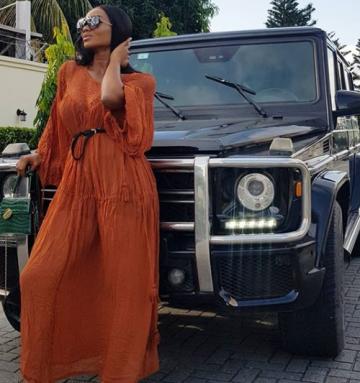 'New whip alert.' - Comedian Wofaifada acquires a G-Wagon (Photos)
