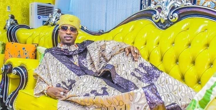 Oluwo Of Iwo Issues Spiritual Warrant Of Arrest For Coronavirus Video