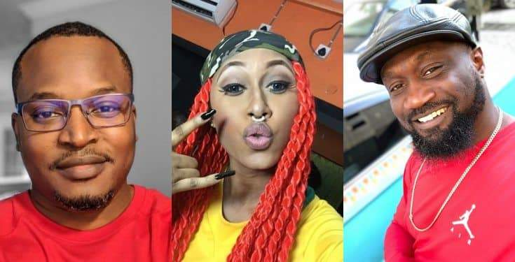 Rapper Eldee Reacts To Cynthia Morgan And Jude Okoye Saga