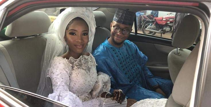 Nigerian Couple Marry After Meeting On Twitter 18 Months Ago Photos