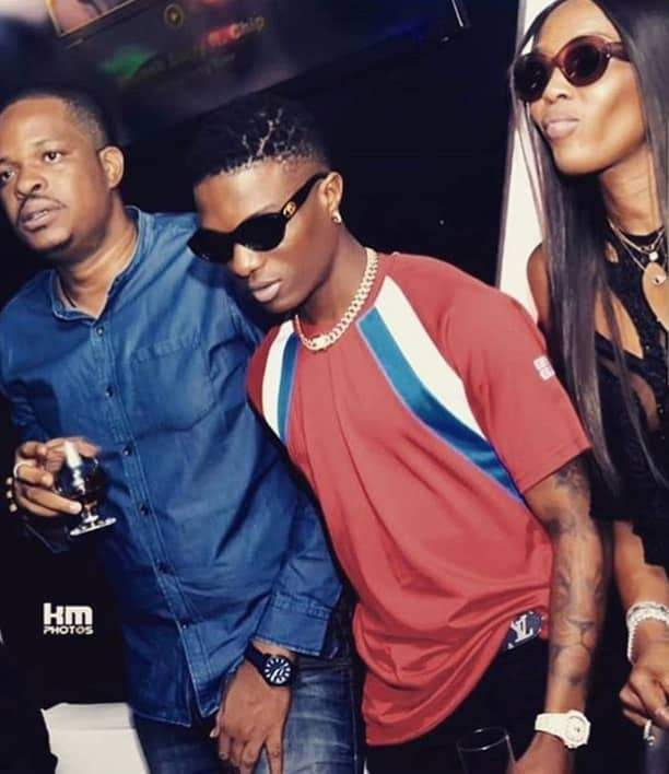 Massive: 10 Times BFFs Wizkid And Naomi Campbell Served Us