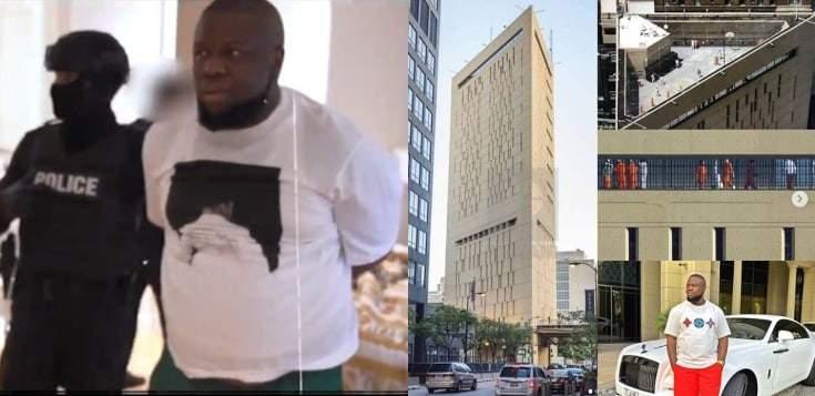 Hushpuppi has reportedly tested positive for Covid-19 in prison - Kemi Olunloyo