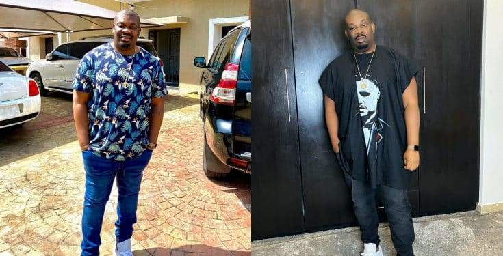 I don't mind marrying all the women I'm in love with - Don Jazzy