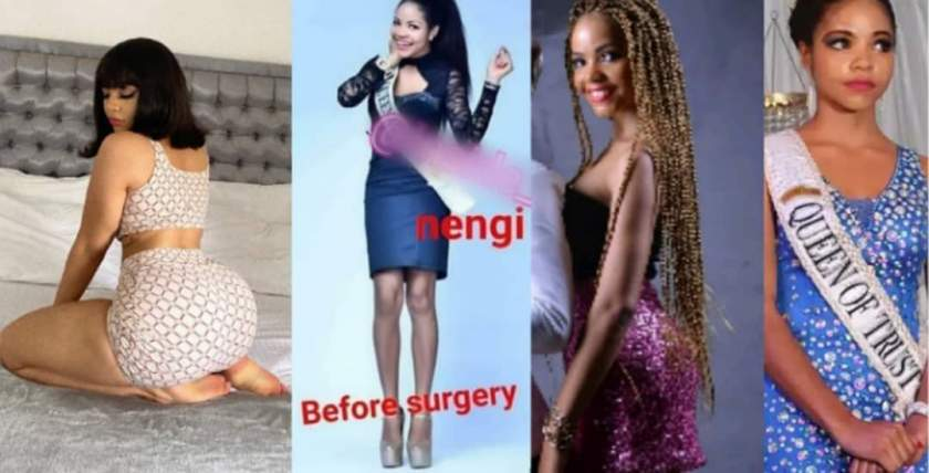BBNaija 2020: Nengi Accused Of Doing Body Enhancement Surgery as Her Old Photos Surface