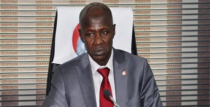 We Did Not Arrest Acting EFCC Boss Ibrahim Magu DSS