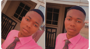"""I don make 6 girls cry this year, my target na 20"" - Disgruntled Nigerian man says"