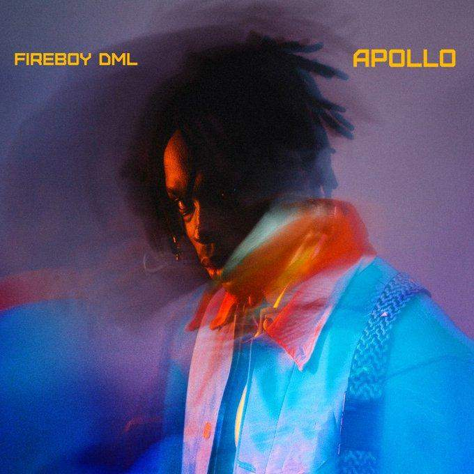 "Fireboy Set To Release Sophomore Album ""Apollo"" On August 20"