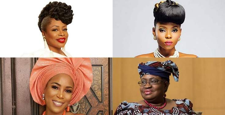 Sinach and Yemi Alade join list of 100 most influential women in Africa (See Full List)
