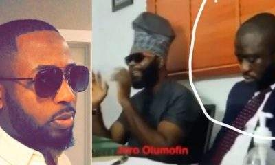 Tunde Ednut drags Joro Olomofin and his lawyer for filing lawsuit against him