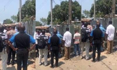 Ikota Residents Pray Over Faulty Transformer Video