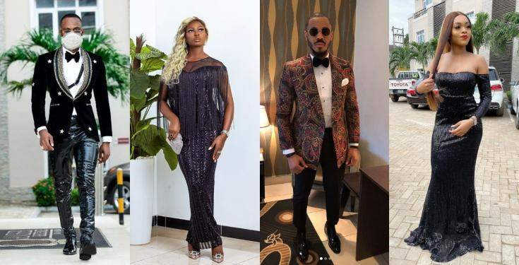 BBNaija: Check out what ex-housemates wore to the show's finale (Photos)