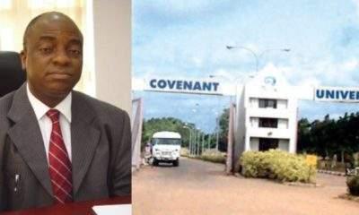 Covenant University Bishop Oyedepo