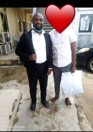 Man released from Lagos prison after spending 7 years for a crime he knew nothing about