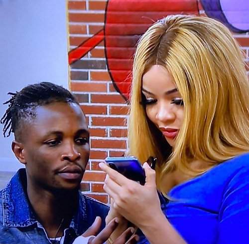"BBNaija: ""You look like those guys that don't cum quickly"" - Nengi tells Laycon (Video)"