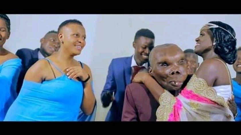 Uganda Ugly Man