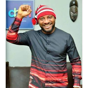 Why Nollywood won't stop making money ritual movies - Yul Edochie replies Fashola