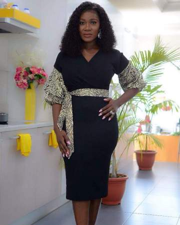 Mercy Johnson urges 2face to run for president