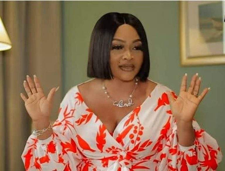 #Endsars protest will give ladies husbands this year more than Shiloh - Mercy Aigbe