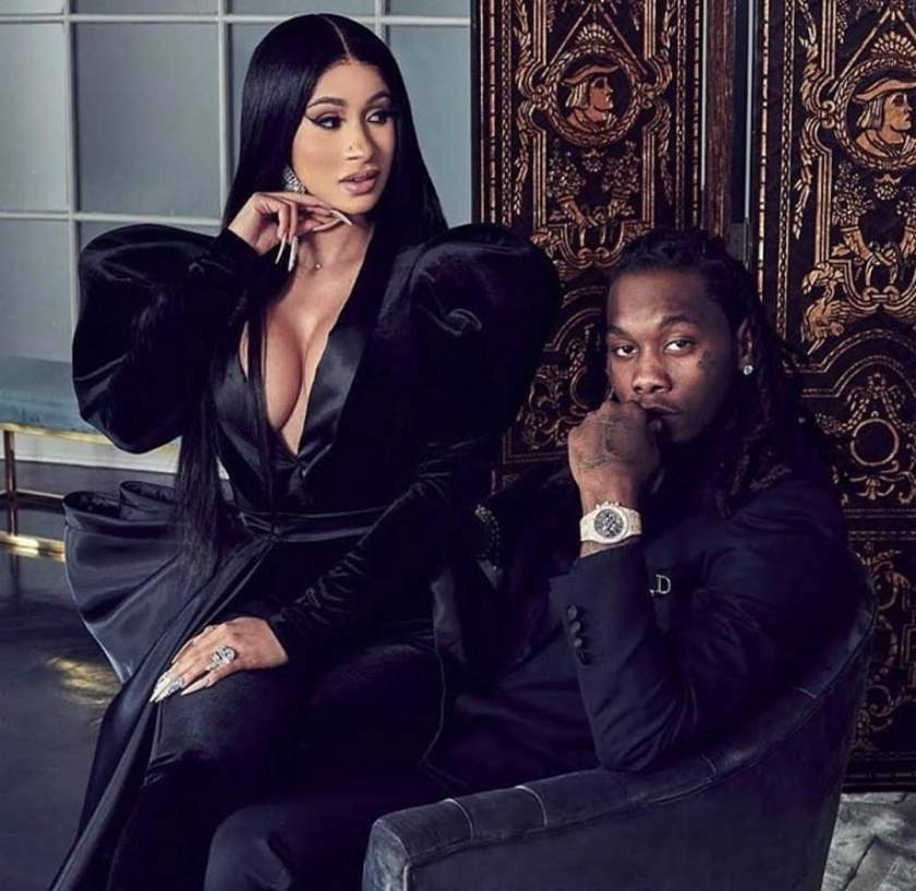 """""""It's Really Hard Not To Talk To Your Best Friend"""" - Cardi B Confirms She And Offset Are Back Together"""