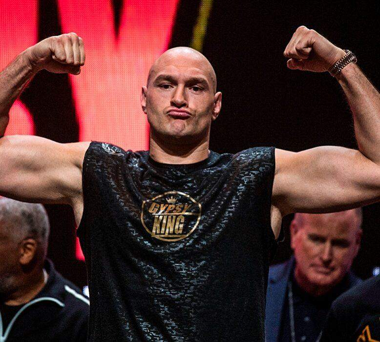 I've not heard from him since - Tyson Fury says after knocking out Wilder in February