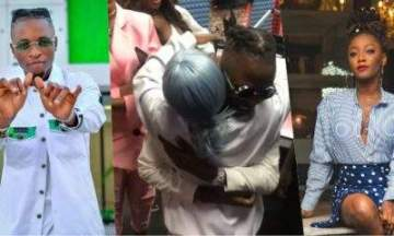 Moment Laycon Finally Met His Crush, Kemi Smallz (Video)