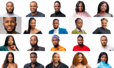 BBNaija 2020: Organizers reveal housemate who topped voting chart from week 1 (Photos)