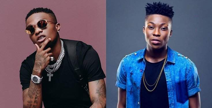 Wizkid blasts Reekado for attempting to release their 'old song' amidst #ENDSARS protests