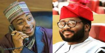 Davido agrees that Desmond Elliot is a proof that a youth could be president and still fail Nigerians