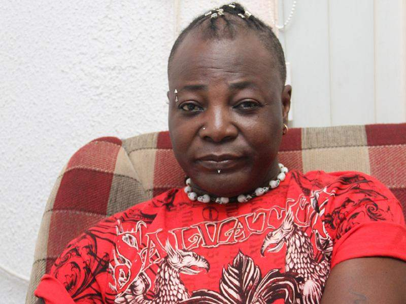 Charly Boy apologizes to daughter following conflict on her sexuality as lesbian