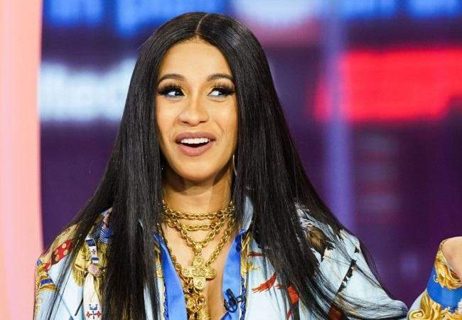 """""""It's different and classy"""" - Cardi B Applauds Erica's Fashion Style"""