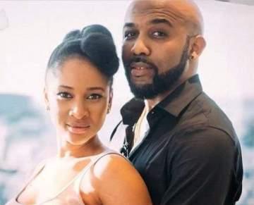 Banky W shares throwback photos of his wife, Adesua Etomi