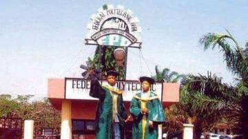 Federal Polytechnic Offa Presents Award of Excellence To Cultists