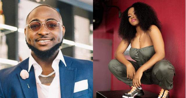 """She's like the little sister I never had, I'm very protective of her"" - Davido speaks of his female artiste, Liya"